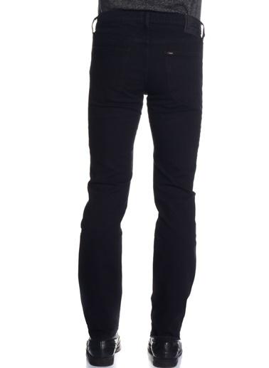Lee&Wrangler Lee & Wrangler L707Hb47 Daren Zip Fly Klasik Pantolon Siyah